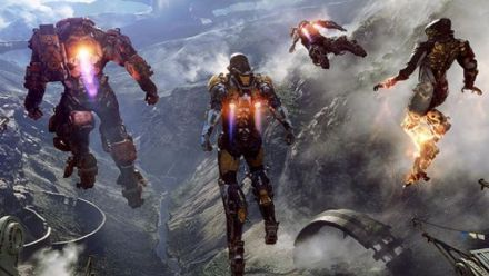 Vid�o : Anthem Bioware Reveal Trailer E3 2017