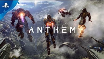 "Vid�o : Anthem : Teaser Trailer ""PS4"""