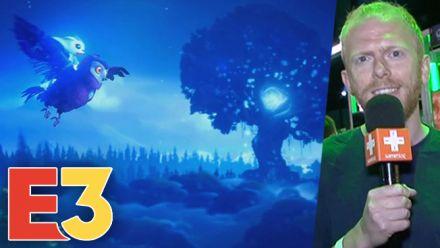 E3 2018 : On a joué à Ori and the Will of Wisps, Une suite aussi envoûtante que prometteuse