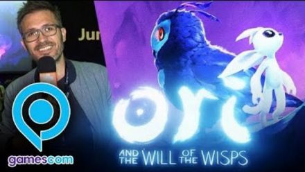 Ori and the Will of the Wisps : Impressions Gamescom 2018