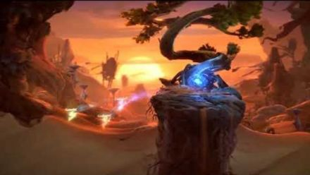 Vidéo : Ori and the Will of the Wisps Spirit Trials Gameplay Trailer - Gamescom 2018