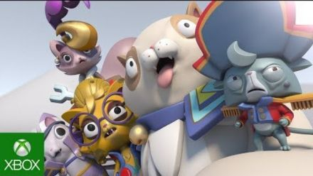 Vidéo : Super Lucky's Tale : Trailer de lancement