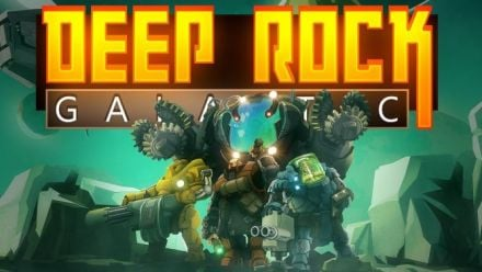 Vid�o : Deep Rock Galactic on Xbox One - 4K Trailer