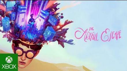 Vid�o : The Artful Escape : Trailer du X019