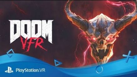 Vid�o : DOOM VFR : Trailer de lancement PlayStation VR