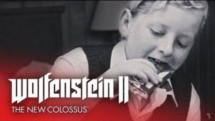 Vid�o : Wolfenstein II: The New Colossus - Mon Frère Modèle ! (barre chocolatée)