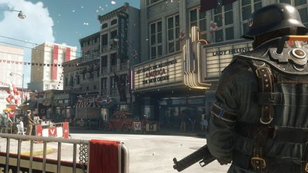 Vid�o : Wolfenstein II The New Colossus : Nazis in New Olreans