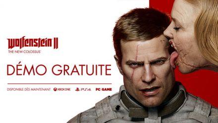 Vid�o : Wolfenstein II : trailer de la démo gratuite