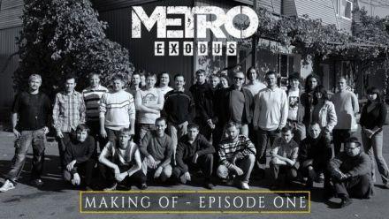 vidéo : The Making Of Metro Exodus - Episode 1