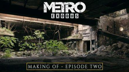 vidéo : Le Making Of de Metro Exodus - Episode Deux