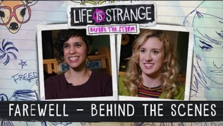 Vid�o : Life is Strange Before the Storm : Adieux - Dans Les Coulisses