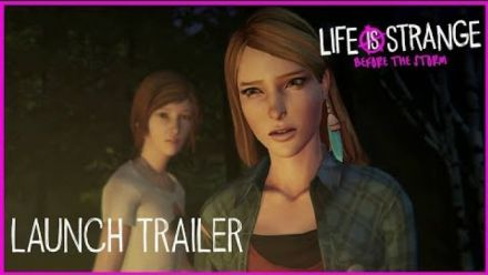 Vid�o : Gamescom : Life is Strange Before the Storm en vidéo lancement
