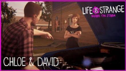 Vid�o : Life is Strange Before the Storm : Chloe et David Gameplay Trailer