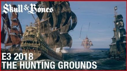 vidéo : Skull & Bones: E3 2018 The Hunting Grounds | Gameplay Walkthrough