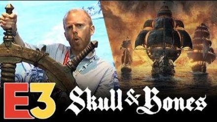 Vid�o : E3 2018 : Skulls and Bones, nos impressions de pirate en pleine mer