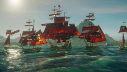 Vid�o : Skull and Bones : Cinematique Trailer E3 2017