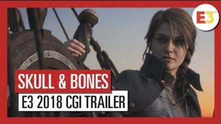 Vid�o : Skull & Bones - E3 2018 CGI Trailer