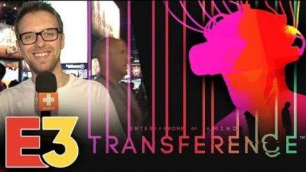 Vidéo : E3 2018 : On a joué à Transference en réalité virtuelle, un titre à surveiller