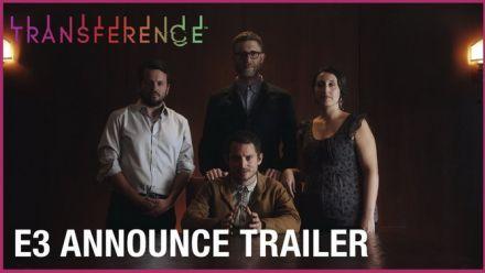 Vid�o : Transference E3 2017 Trailer annonce
