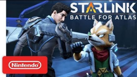 Starlink - Battle for Atlas : Trailer scénaristique avec Fox McCloud