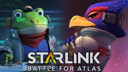 Starlink - Mise à jour StarFox pour la version Switch