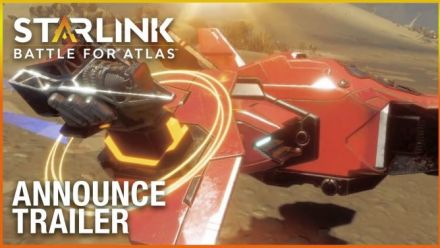 Starlink Battle For Atlas E3 2017 Official Trailer