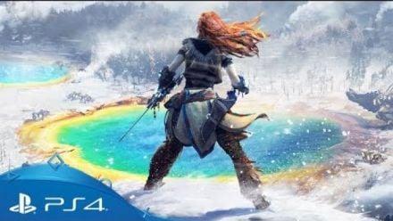 Horizon Zero Dawn : Bande-annonce The Frozen Wilds