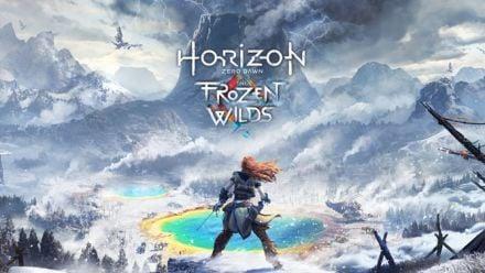 Horizon Zero Dawn The Frozen Wilds | E3 2017