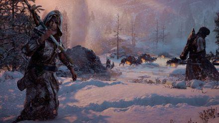 Horizon Zero Dawn : trailer environnements