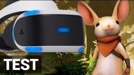Vidéo : Moss - Test vidéo