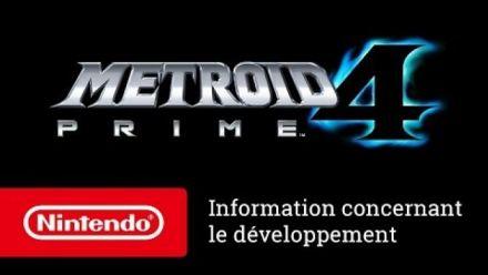 Vid�o : Metroid Prime 4 : Informations concernant le développement