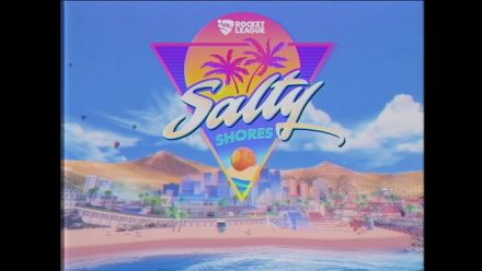 Salty Shores arrive sur Rocket League