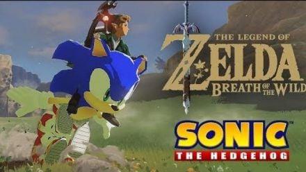 Ode aux Prodiges : La chevauchée de Sonic