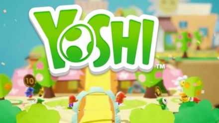 Vid�o : Yoshi Working Title Demonstration Nintendo E3 2017