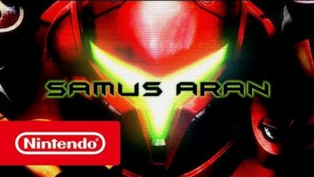 Vid�o : Metroid Samus Returns Trailer Gamescom 2017