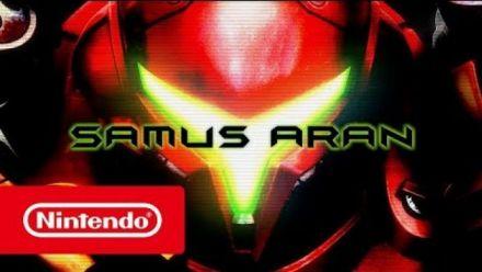 Metroid Samus Returns Trailer Gamescom 2017