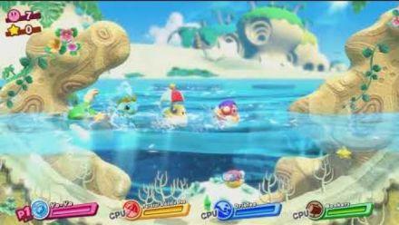Vid�o : Kirby Star Allies : Trailer Nintendo Direct janvier 2018