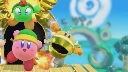Vid�o : Kirby Switch - Bande-annonce de l'E3 2017