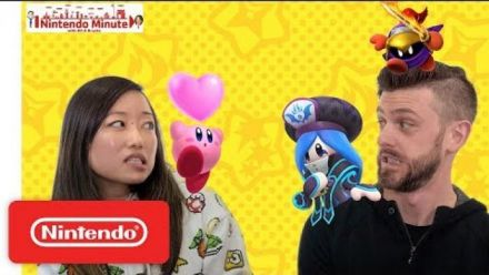 Vid�o : Kirby Star Allies : 12 minutes de gameplay