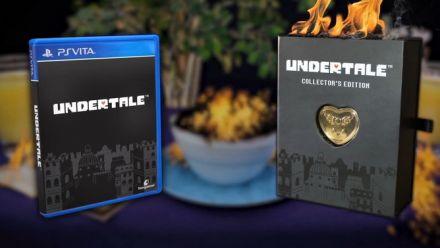 Vidéo : Undertale s'annonce sur PS4 et PS Vita