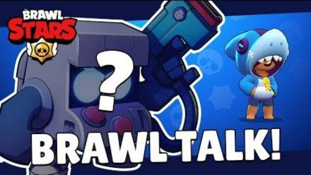 Vid�o : Brawl Talk - August Update! (New Trophy Road Brawler and more!)