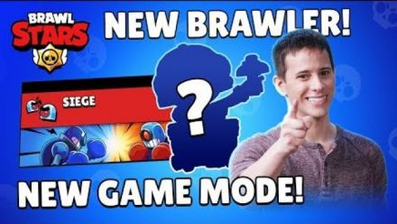 Vid�o : Brawl Talk: New Brawler, New Game Mode, New Skin!