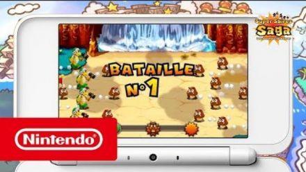 Vid�o : Mario & Luigi : Superstar Saga : bande-annonce des sbires