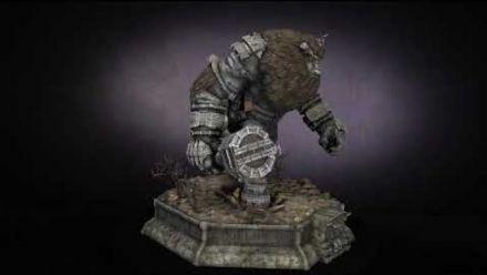 Vidéo : Shadow of the Colossus : Présentation de la statuette Prime 1 Studio du premier colosse