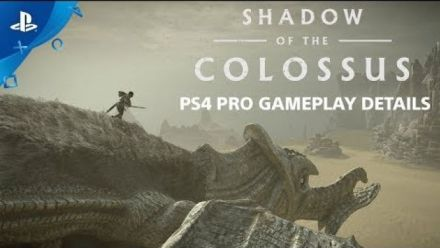 vidéo : Shadow of the Colossus : Modes Cinématique et Performance