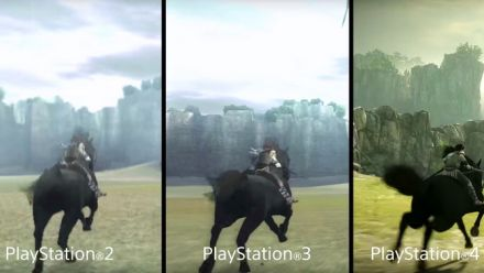 vidéo : Shadow of the Colossus : Comparatif PS2, PS3 et PS4 Pro