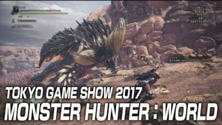 Monster Hunter World présente 40 minutes de gameplay