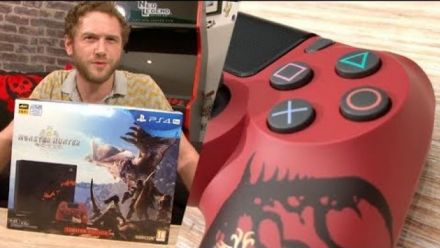 PS4 Pro Monster Hunter World : Notre Unboxing !