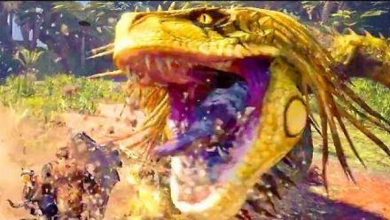 Vid�o : Monster Hunter World : Nouvelles Armes en vidéo