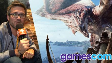 Monster Hunter World : Impressions Gamescom
